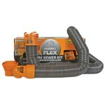 RhinoFLEX RV Sewer Hose Kit by Camco