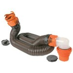 RhinoFLEX RV Sewer Hose Kit with Swivel Fittings by Camco