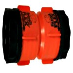 Camco RhinoFLEX RV Swivel Coupler