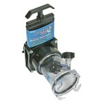 Dual Flush RV Holding Tank Rinser by Camco