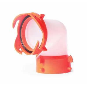 RhinoFLEX RV Sewer Hose Fitting by Camco