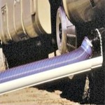 Outdoors Sewer Hose Support by GSI
